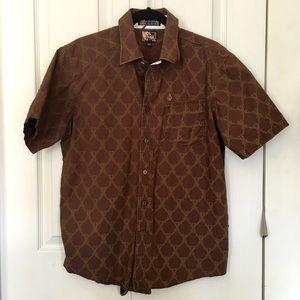 Men's Volcom Button down Shirt